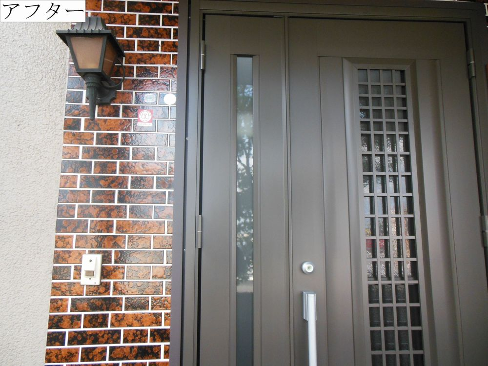10玄関ドア後web