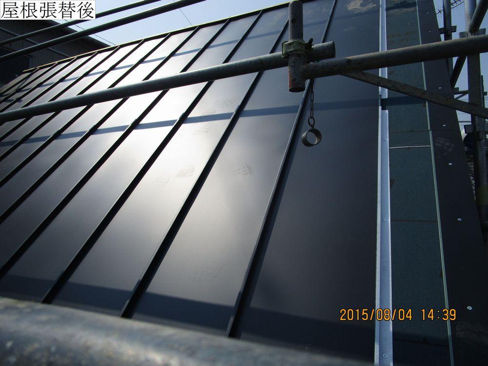 22屋根張替後web