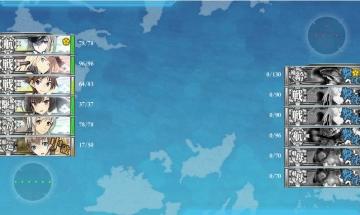 2015-1214 サーモン海域 東京急行ゲージ破壊
