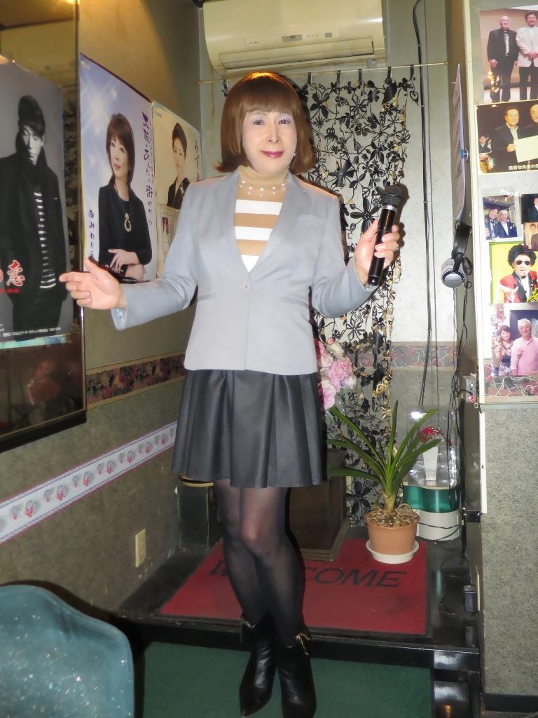 グレージャケットカラオケ(4)