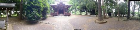 人見稲荷神社