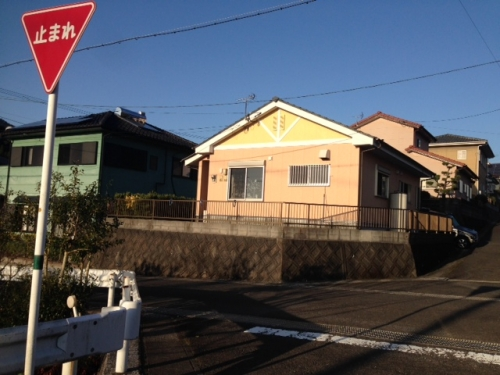 二の丸貸家②