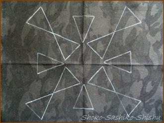 20160313  模様  2   三角模様から