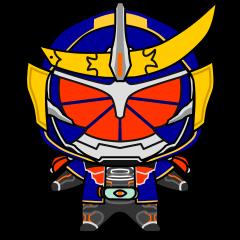 仮面ライダーゴースト(鎧武魂)