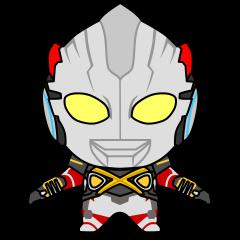 ウルトラマンX(ゼットンアーマー)