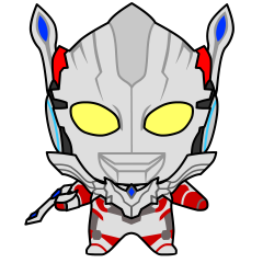 ウルトラマンX(ゼロアーマー)