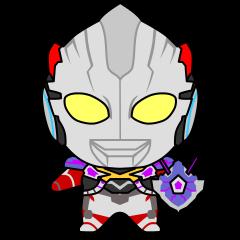 ウルトラマンX(ベムスターアーマー)