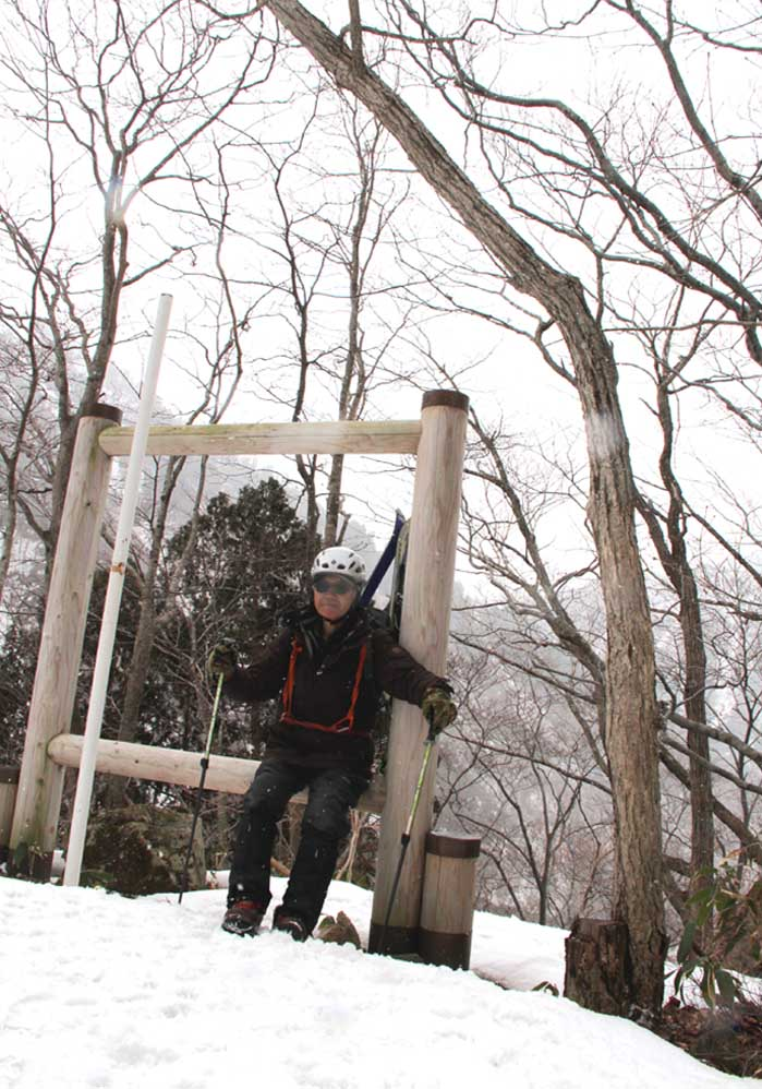 谷川岳雪中訓練 (15)
