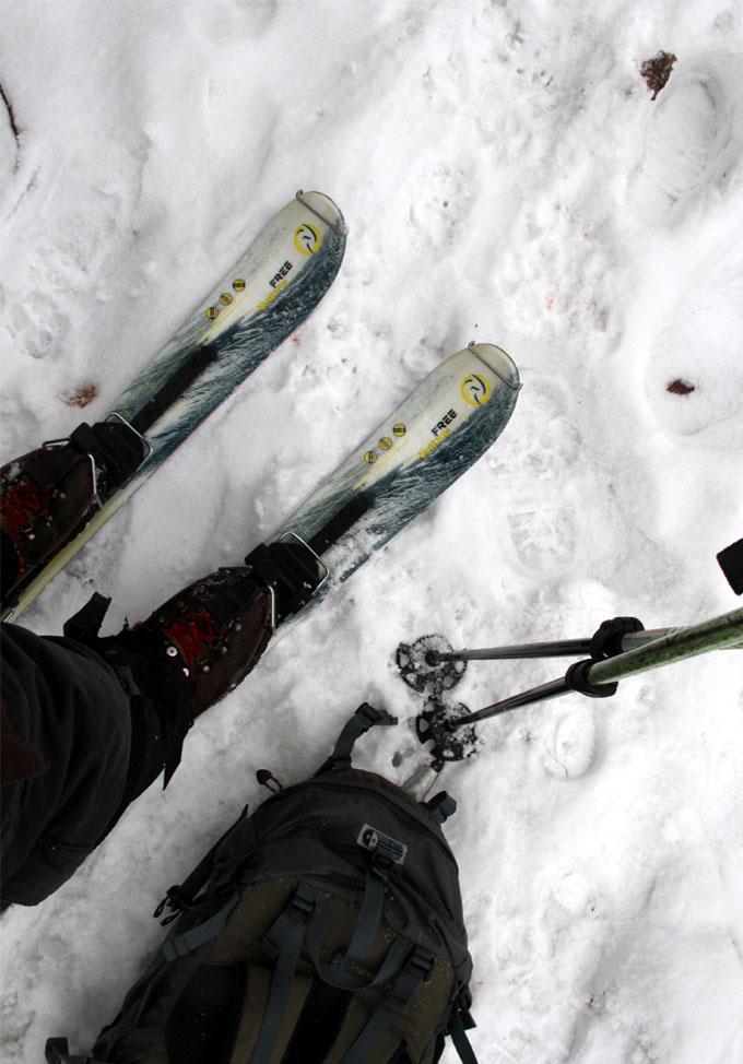 谷川岳雪中訓練 (18)