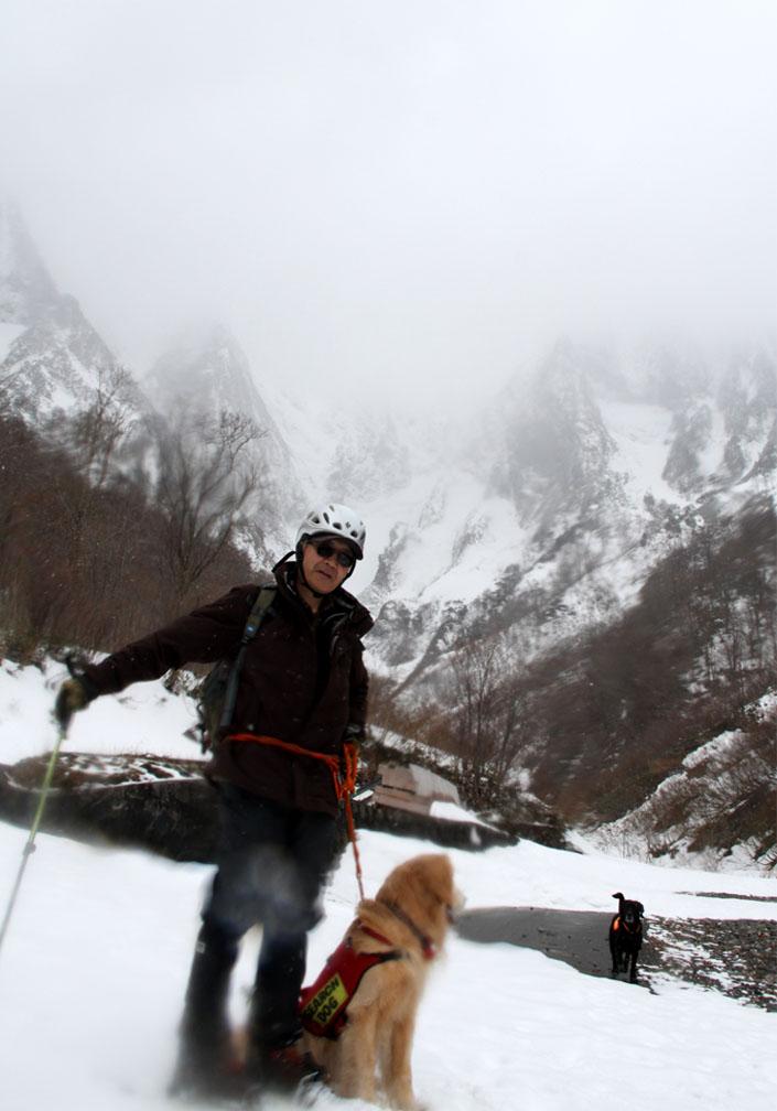 谷川岳雪中訓練 (22)