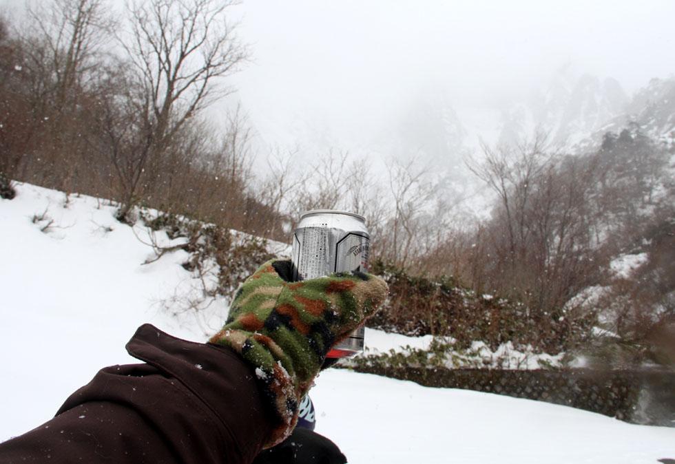 谷川岳雪中訓練 (24)