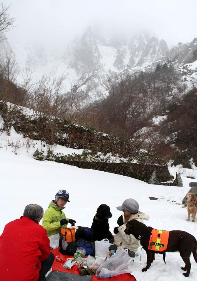 谷川岳雪中訓練 (25)