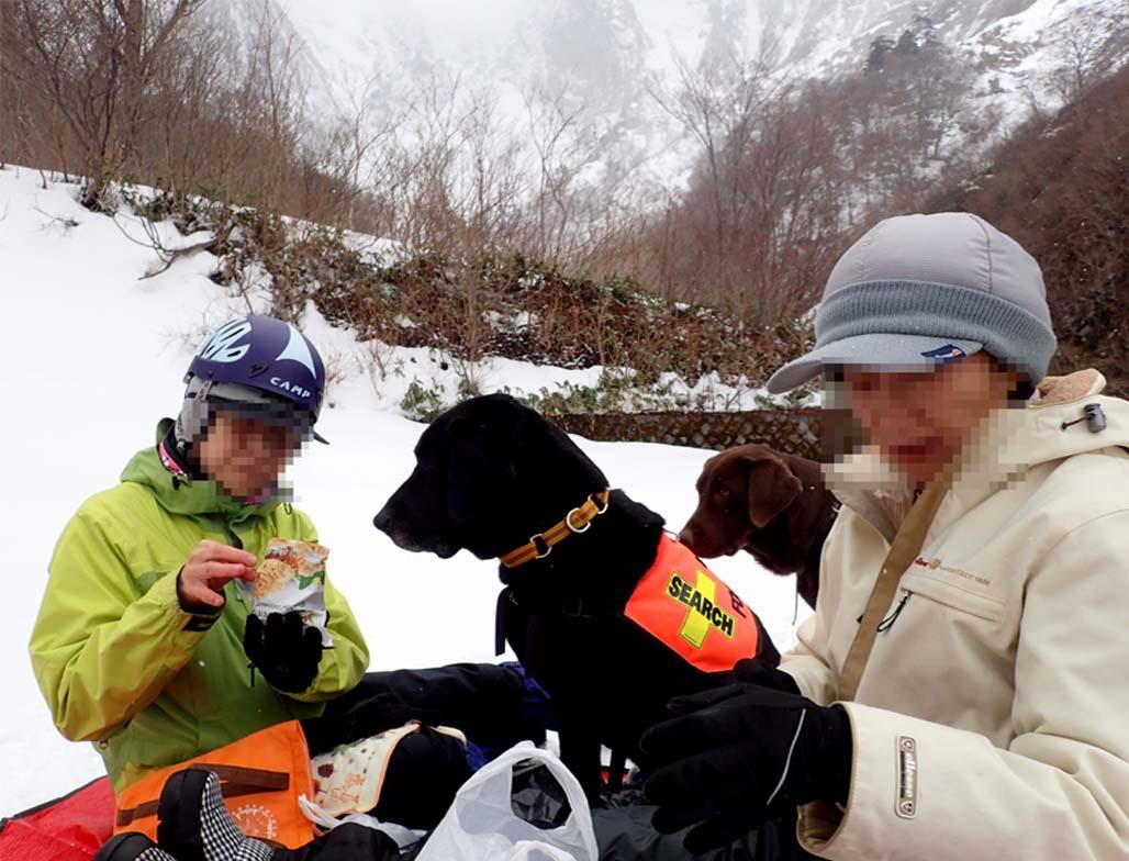 谷川岳雪中訓練 (34)