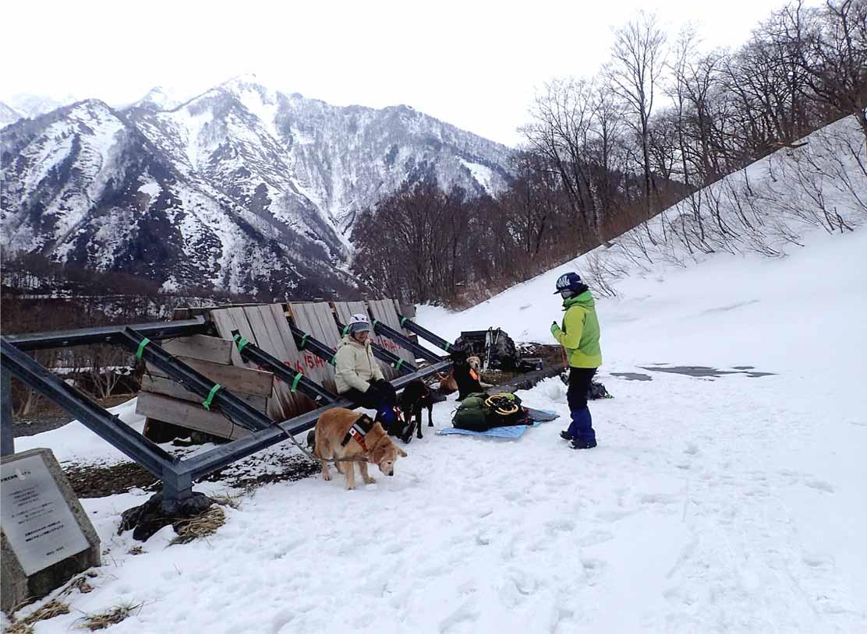 谷川岳雪中訓練 (37)