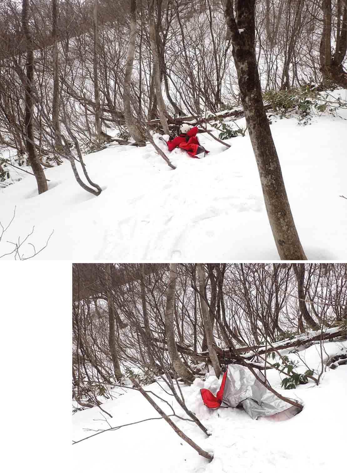 谷川岳雪中訓練 (38)