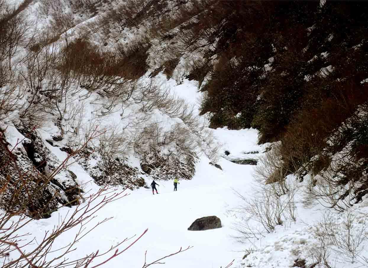 谷川岳雪中訓練 (45)