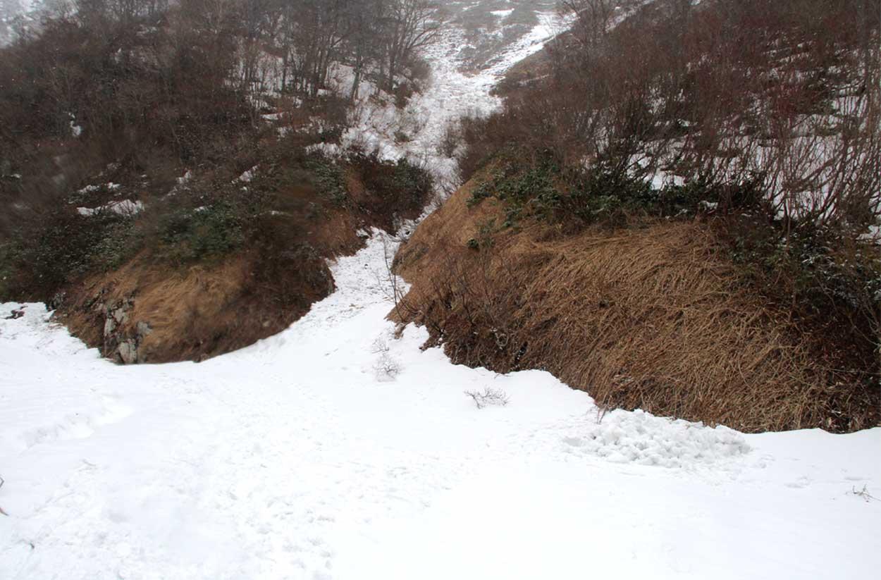 谷川岳雪中訓練 (49)