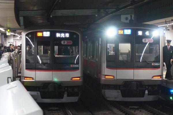 2016-02-19 東急5164F 5166F