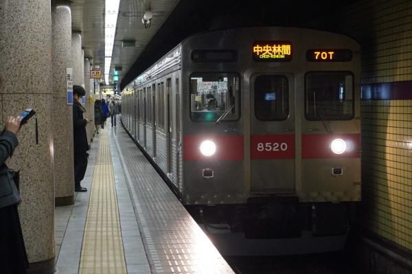 2016-02-19 東急8620F 中央林間行き