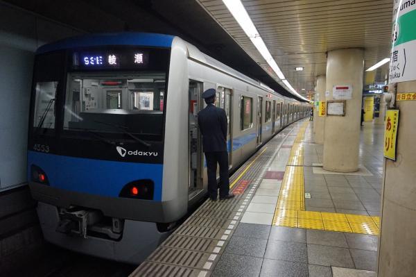 2016-02-26 小田急4053F 綾瀬行き1