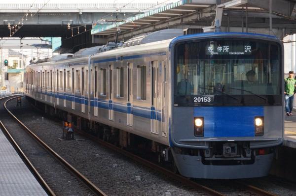 2016-02-27 西武20153F 各停所沢行き 5309レ