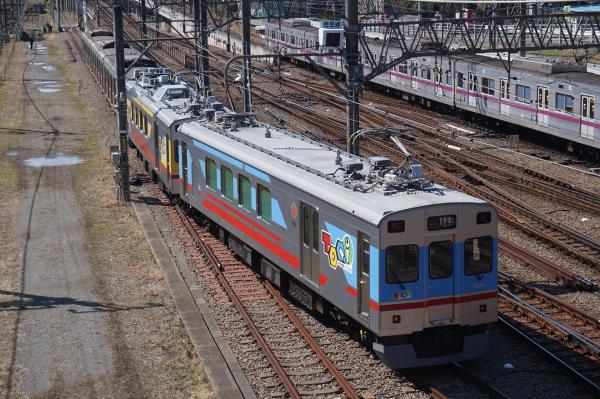 2016-03-15 TOQ i+東急5115F 2