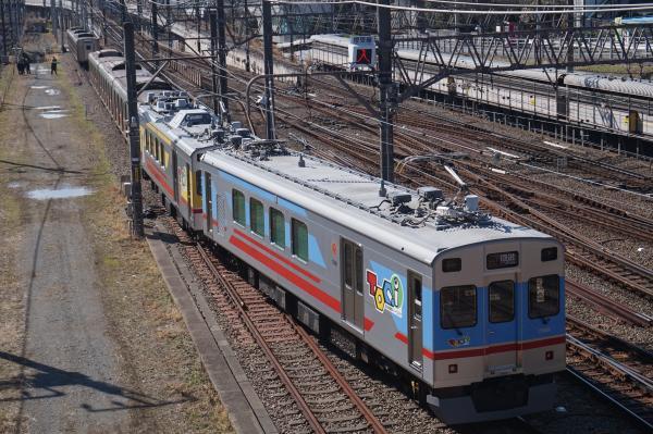 2016-03-15 TOQ i+東急5116F 2