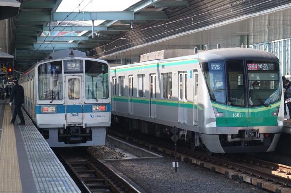 2016-03-15 小田急1064F メトロ16117F