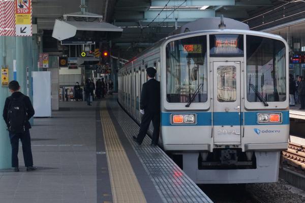 2016-03-15 小田急2058F 区間準急唐木田行き2