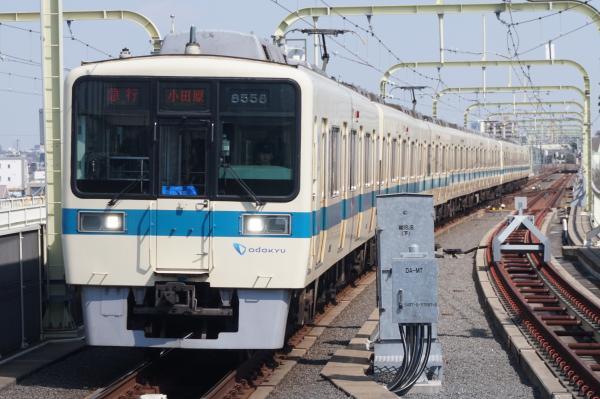 2016-03-15 小田急8058F+8258F 急行小田原行き