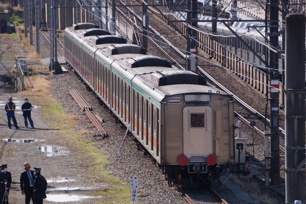 2016-03-15 東急5116F+5115F