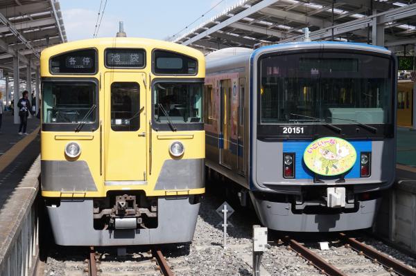 2016-03-21 西武2073F 20151F