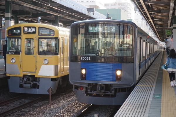 2016-03-21 西武2075F 20152F