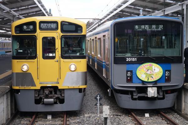 2016-03-21 西武2085F 20151F 1