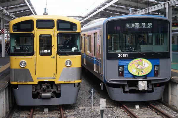 2016-03-21 西武2085F 20151F 2