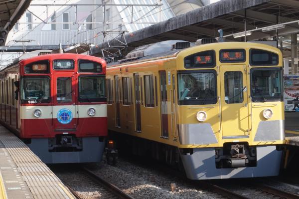 2016-03-21 西武2097F 9103F