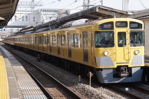 2016-03-21 西武2097F 各停飯能行き 5119レ