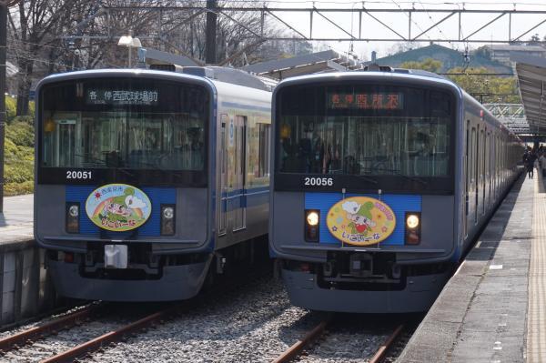 2016-03-21 西武20151F 20156F