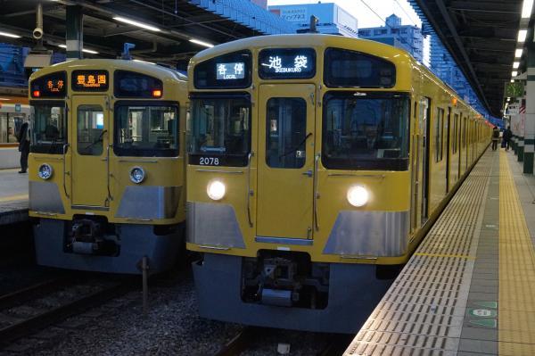 2016-03-22 西武2097F 2077F