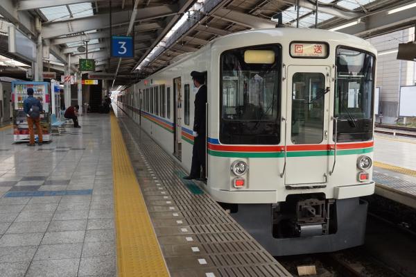 2016-03-31 西武4001F 回送
