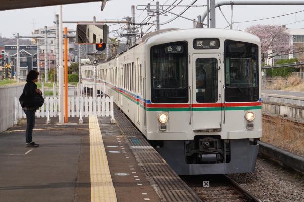 2016-03-31 西武4001F 各停飯能行き 5044レ