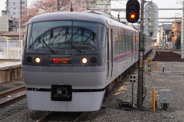 2016-03-31 西武10112F 特急西武新宿行き 132レ