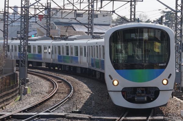 2016-03-31 西武38117F 回送