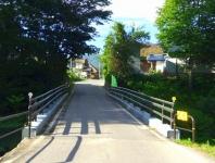 水引集落2集落入口の橋