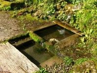 水引集落5水引の清水