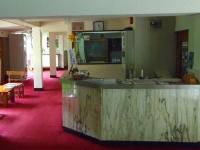 湯野上温泉清水屋旅館2フロント