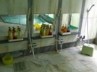 湯野上温泉清水屋旅館4内湯洗い場