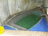 湯野上温泉清水屋旅館14露天風呂舟湯