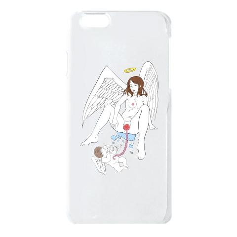 天使の受継ぎ iPhone66sオリジナルケース