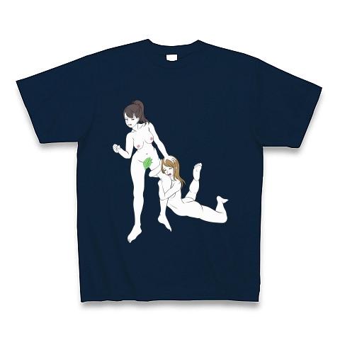心理的癒着 Tシャツ